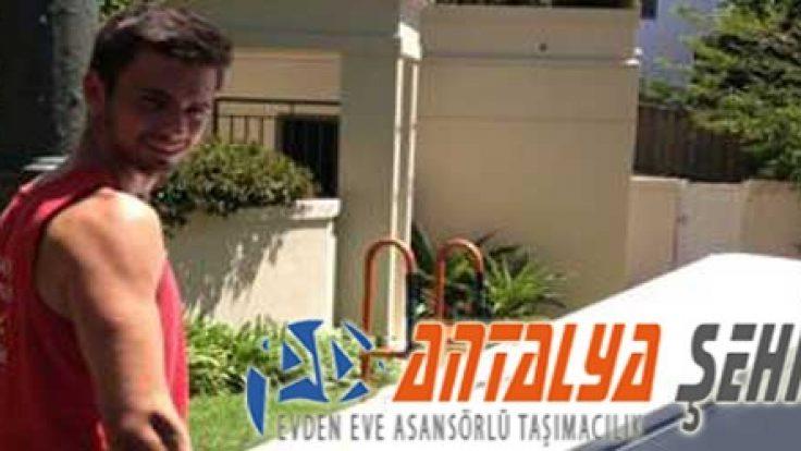 Antalya Kemer Evden Eve Nakliye Hizmeti